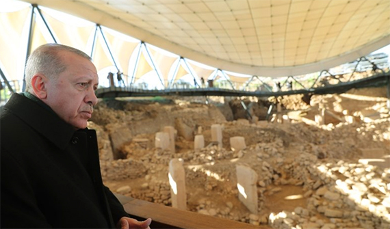 President Erdoğan Made the Opening of Göbeklitepe!